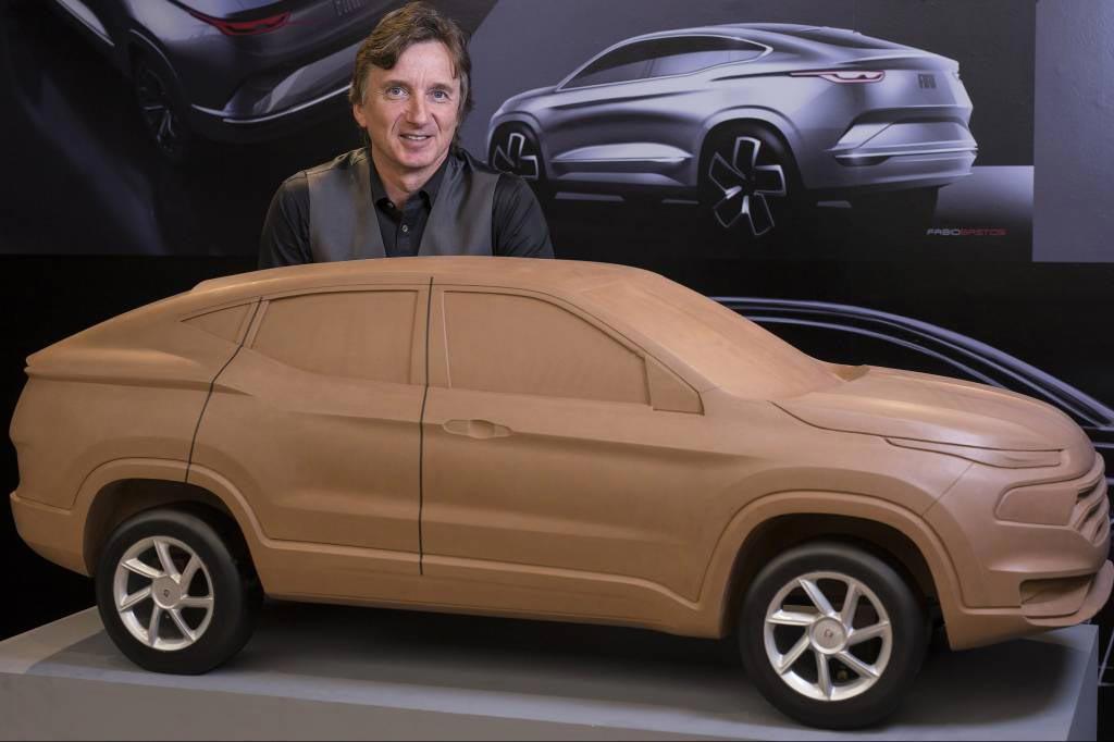 Fiat Toro Coupé FCA Design Center