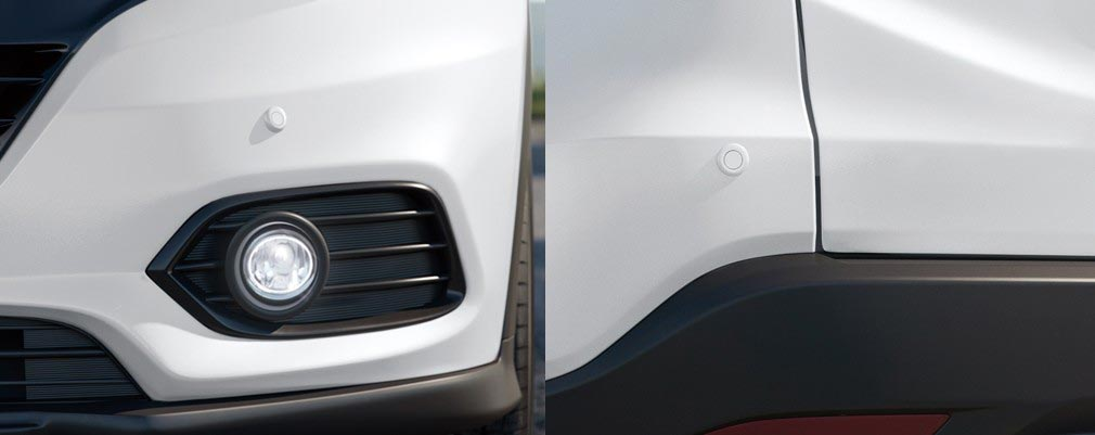 Interior Honda HR-V 2020