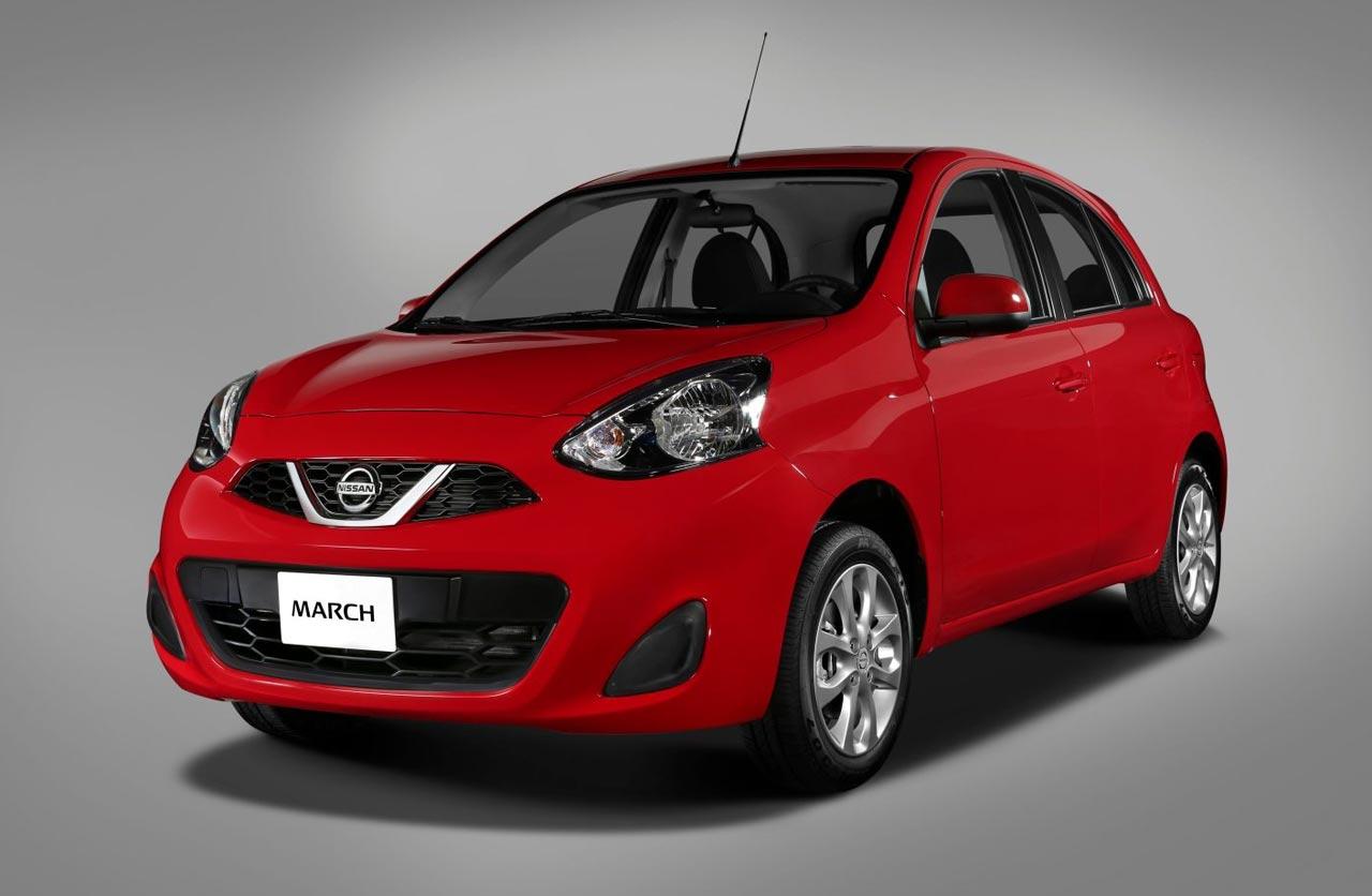 Nueva versión con caja automática del Nissan March