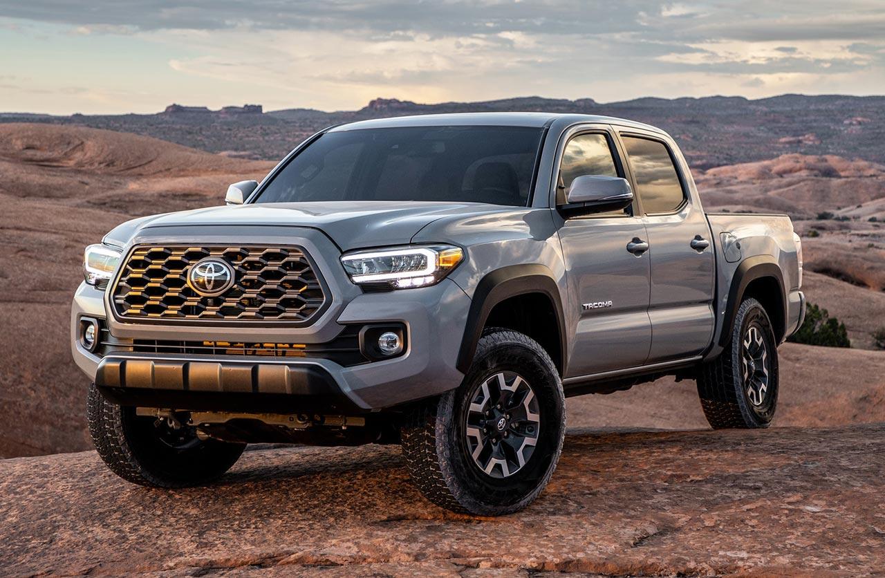 ¿Otra pick up de Toyota para la región?