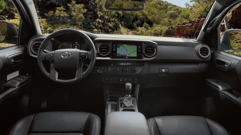 Interior Toyota Tacoma 2020
