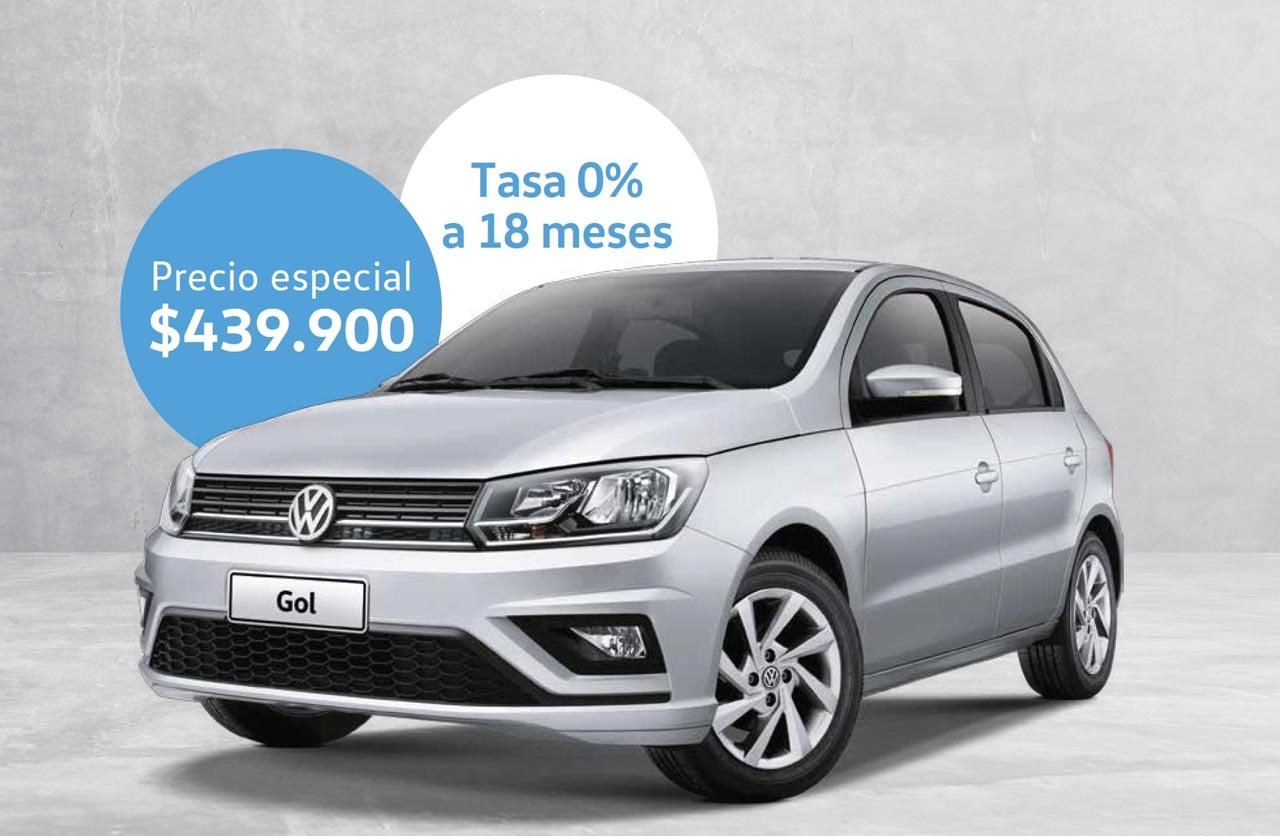 El nuevo Volkswagen Gol Trendline a un precio especial
