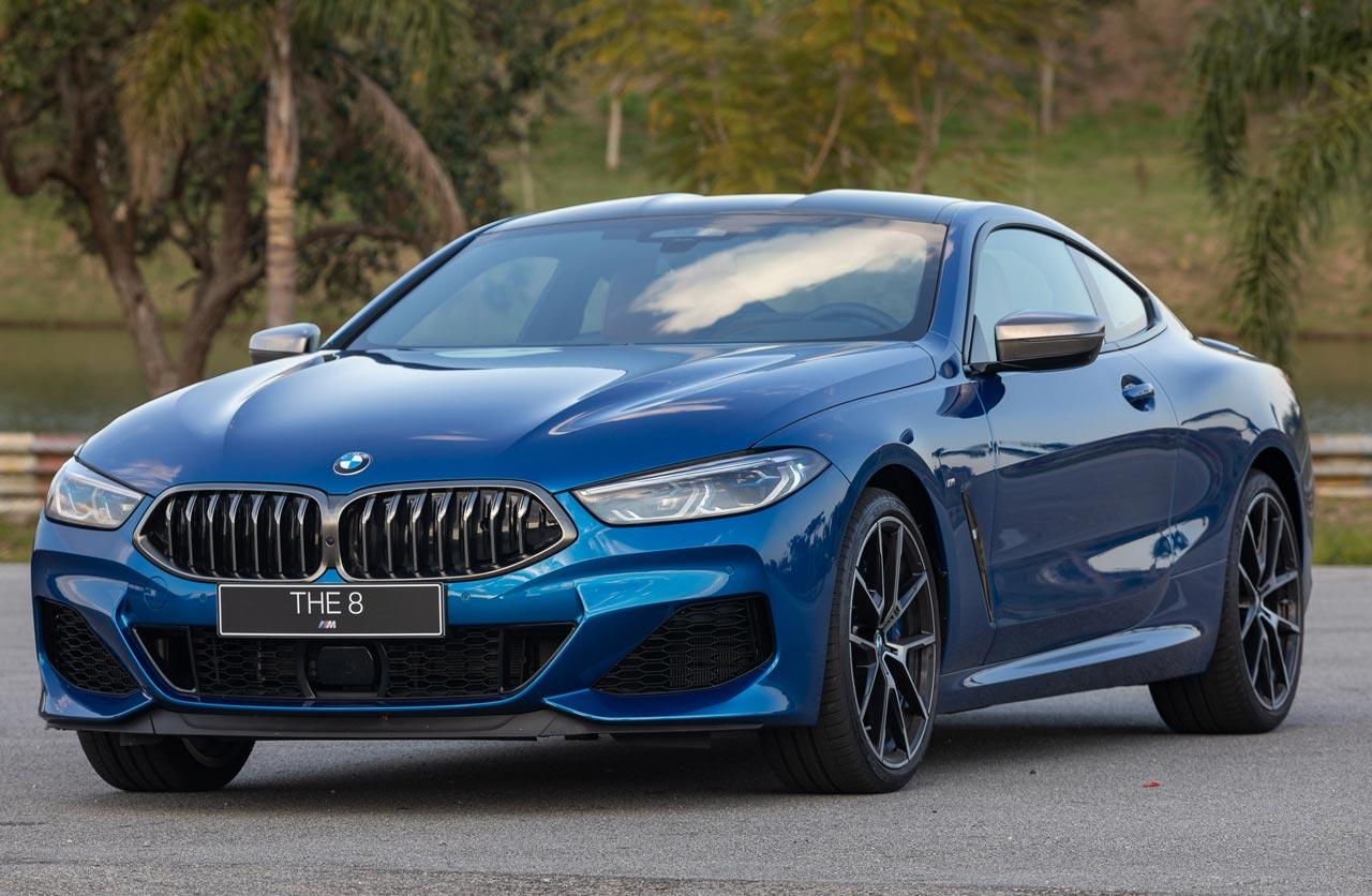 Llegó el nuevo BMW Serie 8