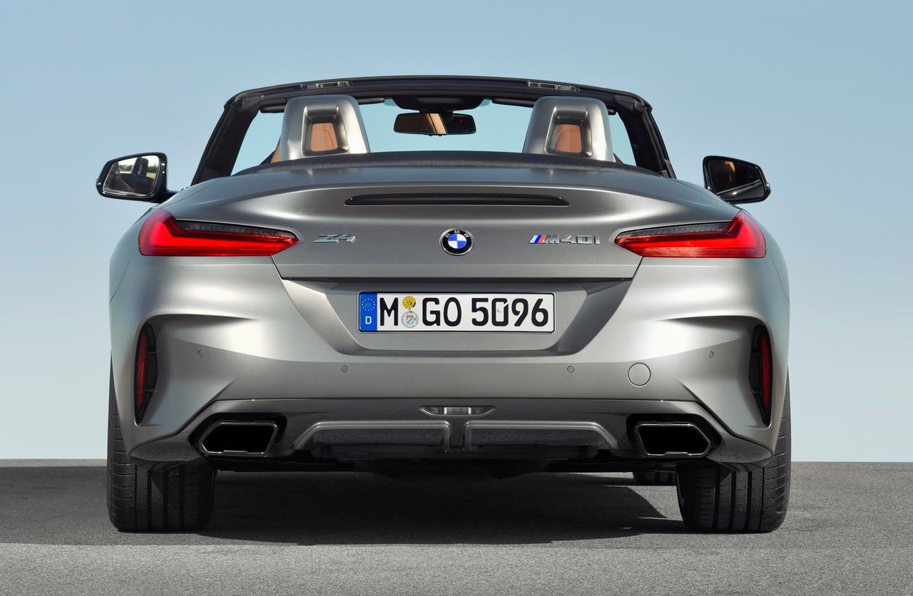 BMW lanzó el nuevo Z4 en Argentina - Mega Autos