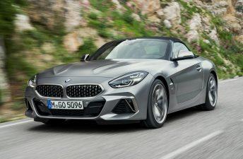 BMW lanzó el nuevo Z4 en Argentina