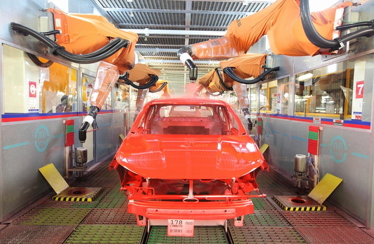 Fábrica Fiat Cronos