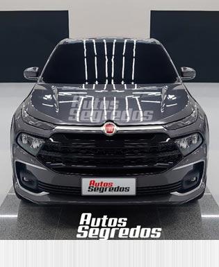 Fiat Toro, con restyling a la vista