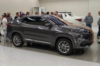 ¿Se viene el primer SUV coupé de Fiat?
