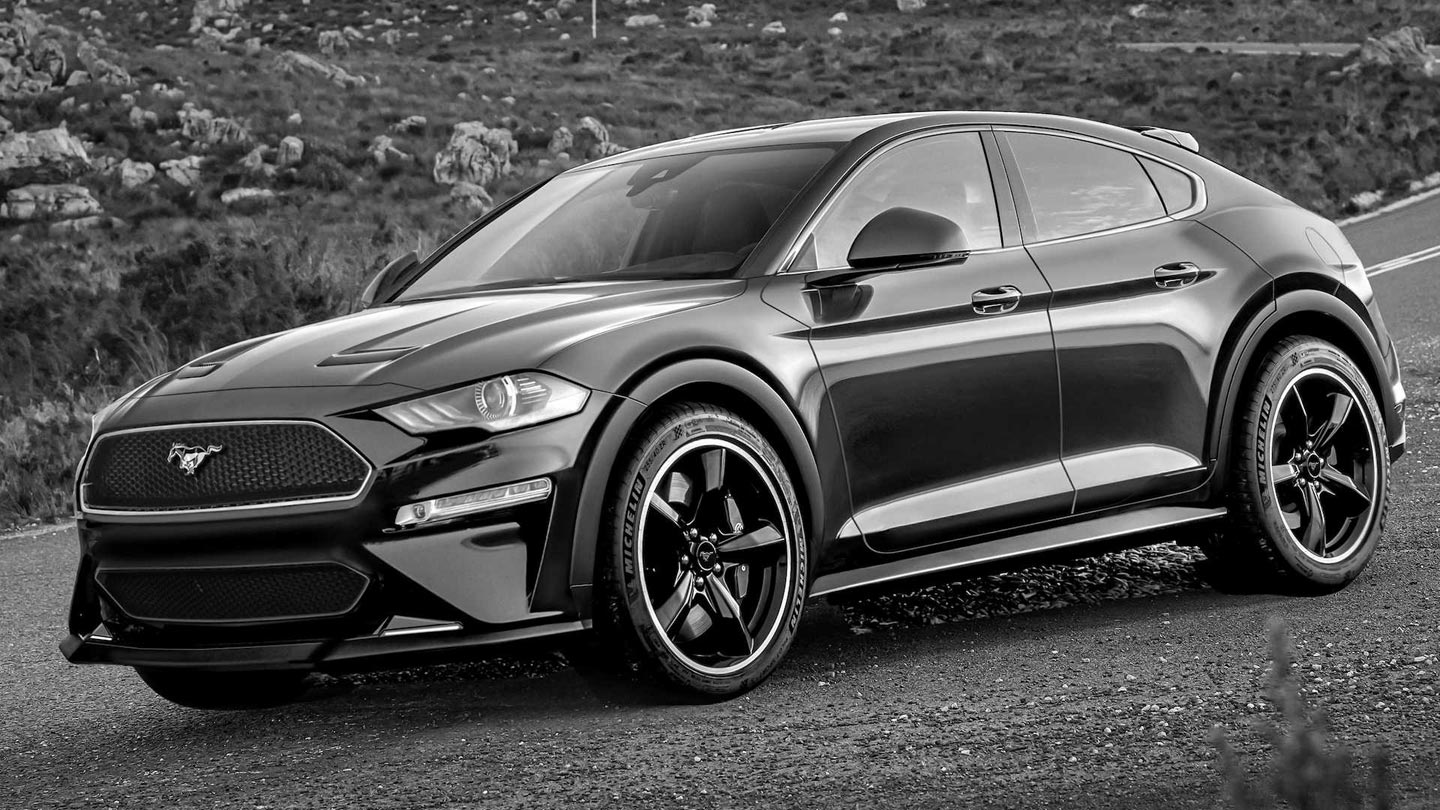 Ford Mustang SUV eléctrico