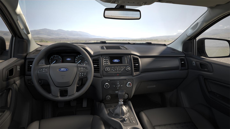 Interior Ford Ranger XL 2020