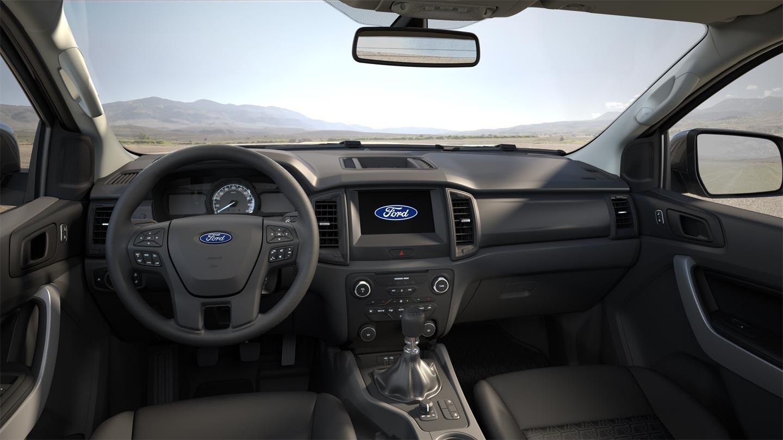 Interior Ford Ranger XLS 2020