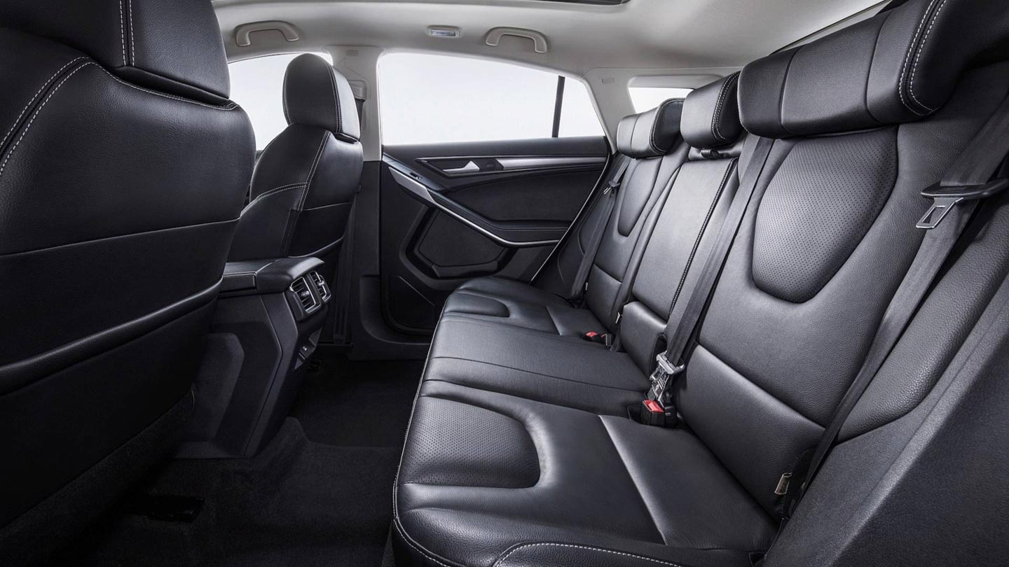 Interior Ford Territory