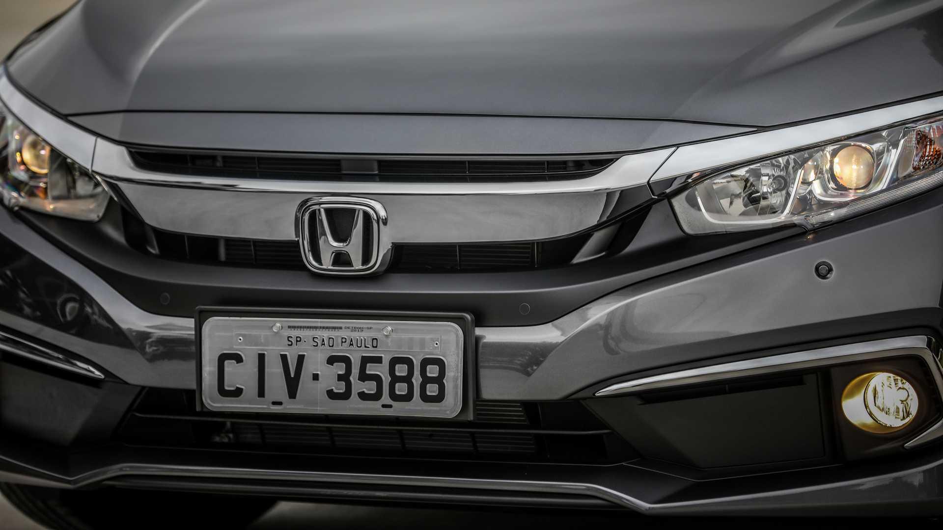Honda Civic 2020 regional