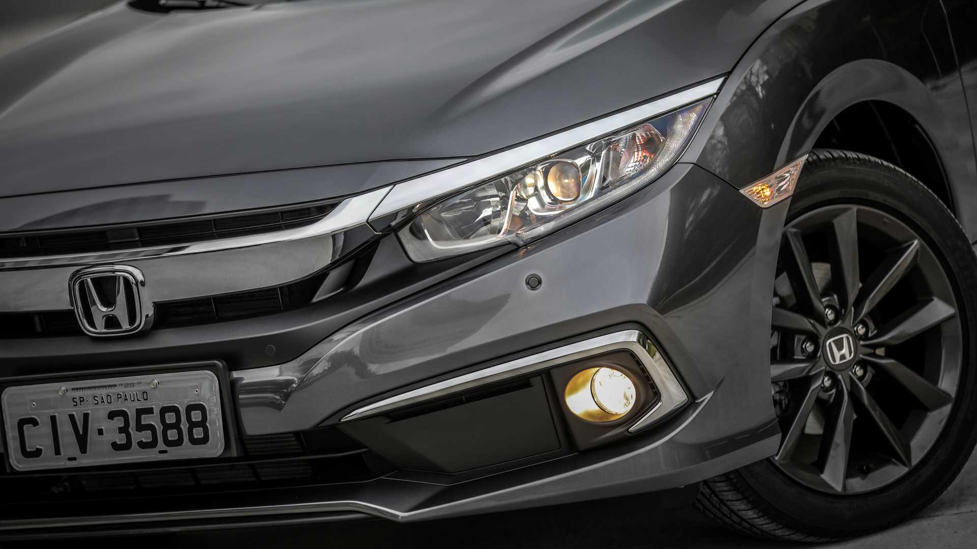 Honda Civic 2020 regional (Brasil)