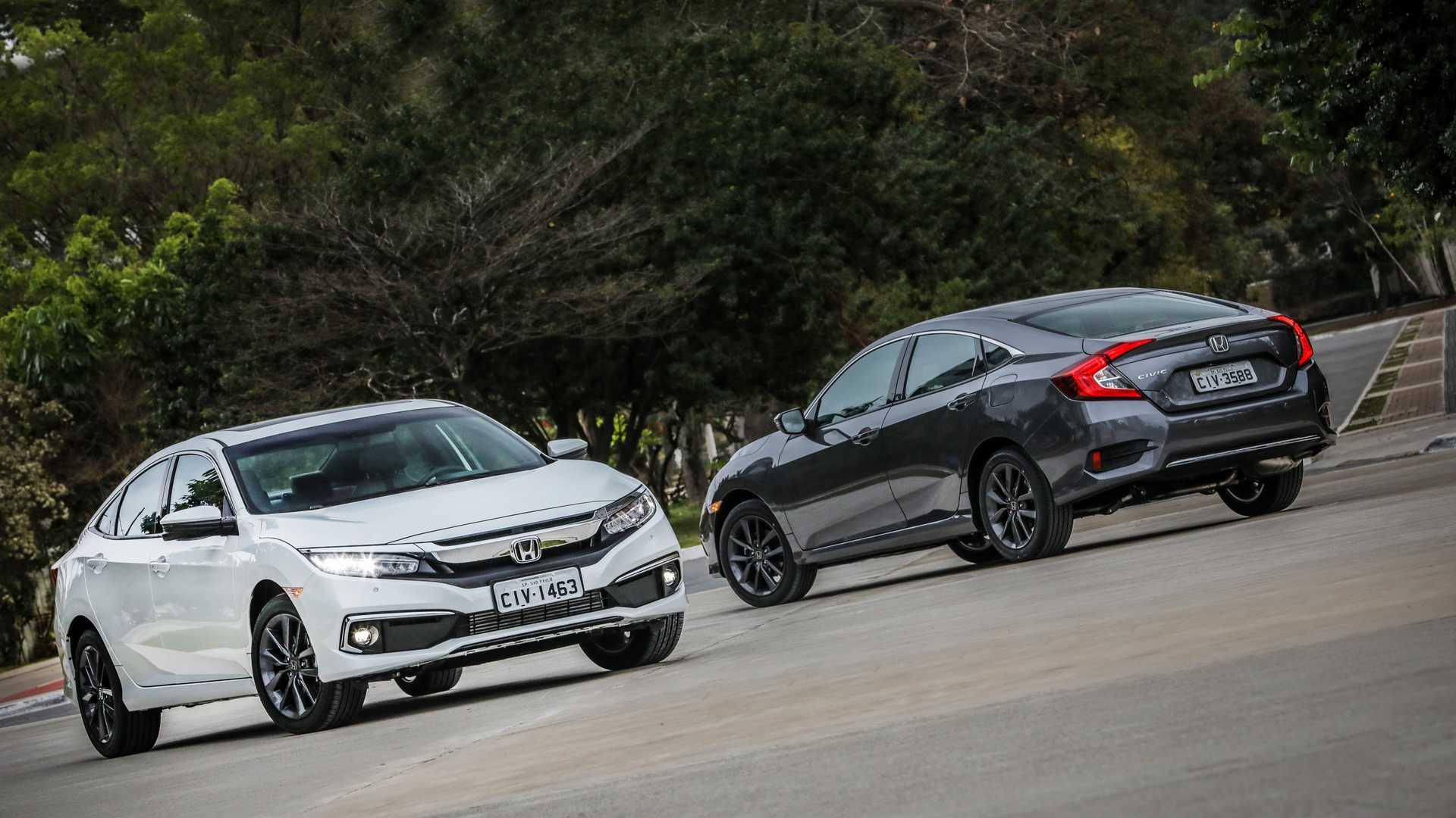 Nuevo Honda Civic 2020