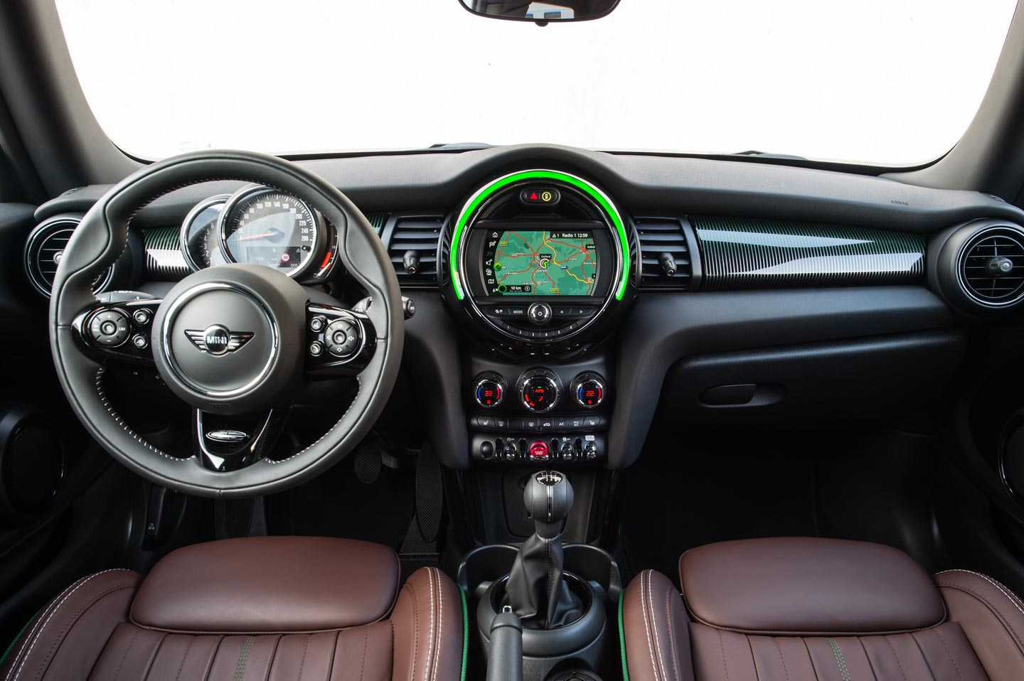 Interior MINI 60 Years Edition