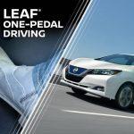 e-Pedal: cómo funciona la novedosa tecnología del Nissan Leaf