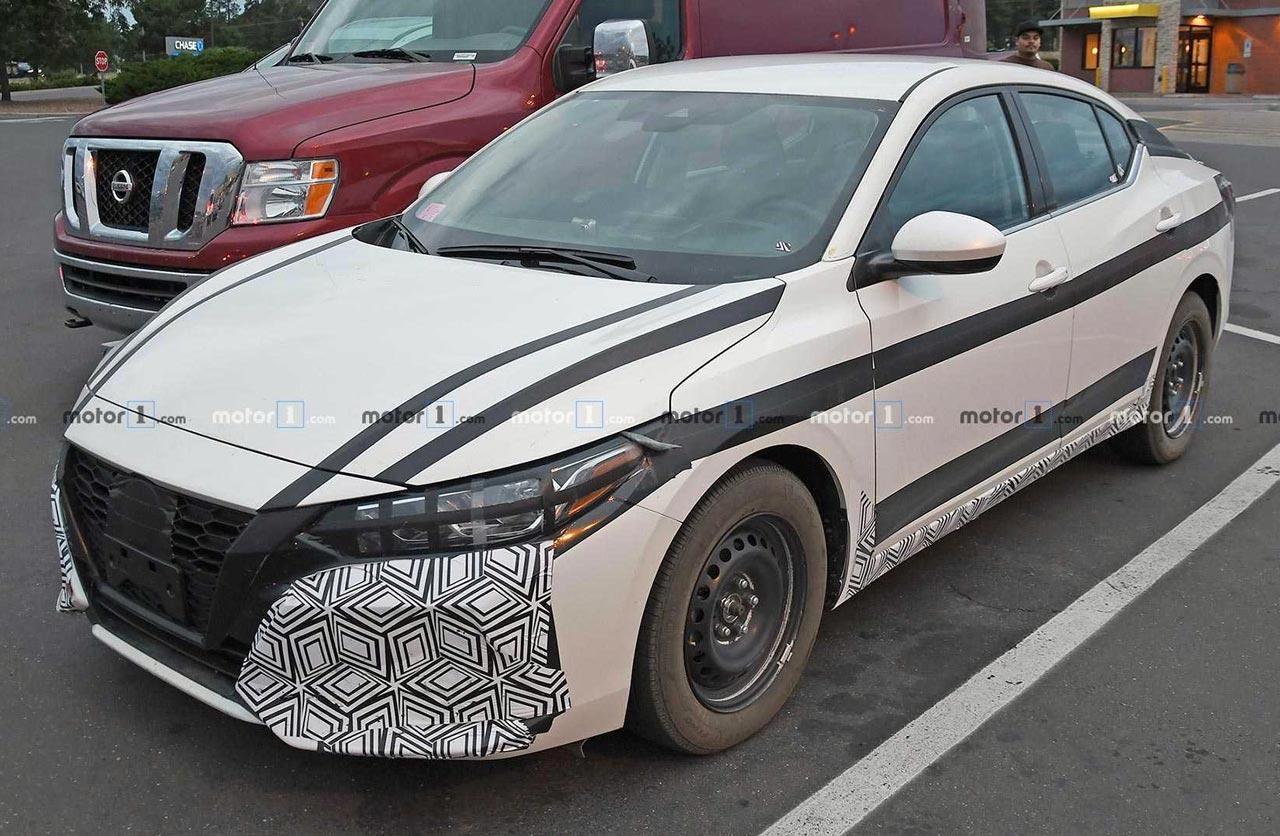Se viene el nuevo Nissan Sentra