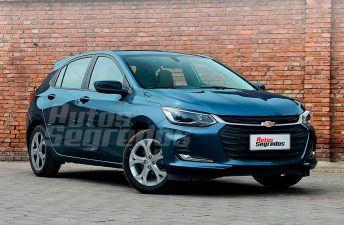 Nuevo Chevrolet Onix hatchback: anticipo