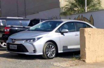 Así es el nuevo Toyota Corolla regional