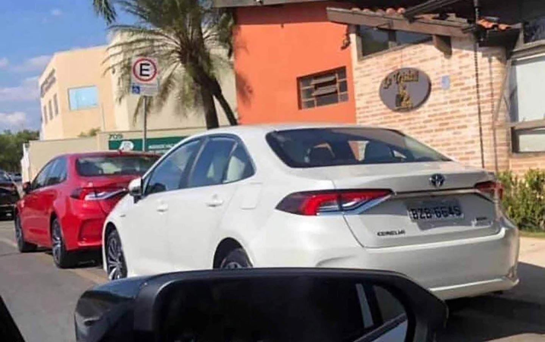Nuevo Toyota Corolla regional