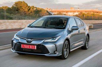 Cuenta regresiva para el nuevo Toyota Corolla