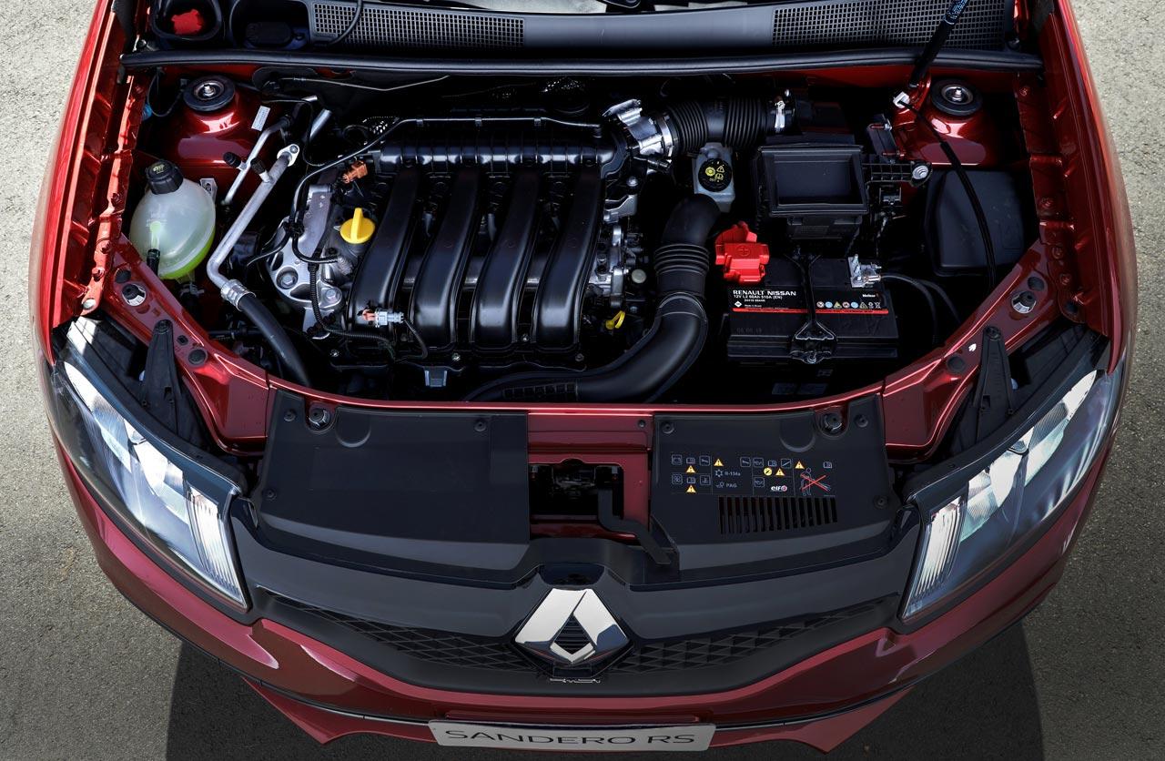 Motor Renault Sandero RS 2020
