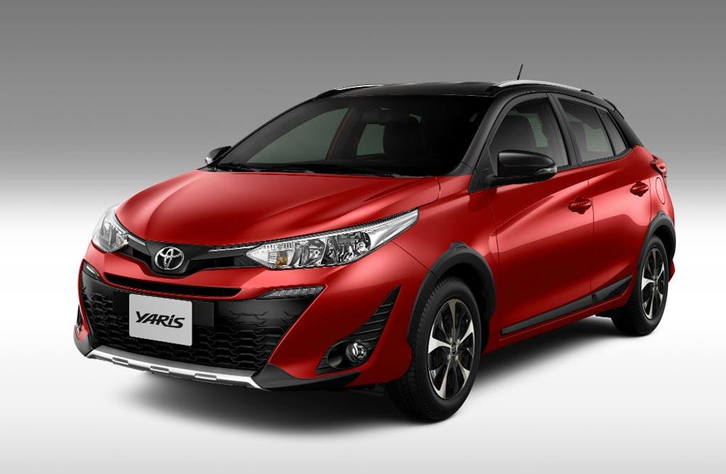 Toyota Yaris X-Way 2020