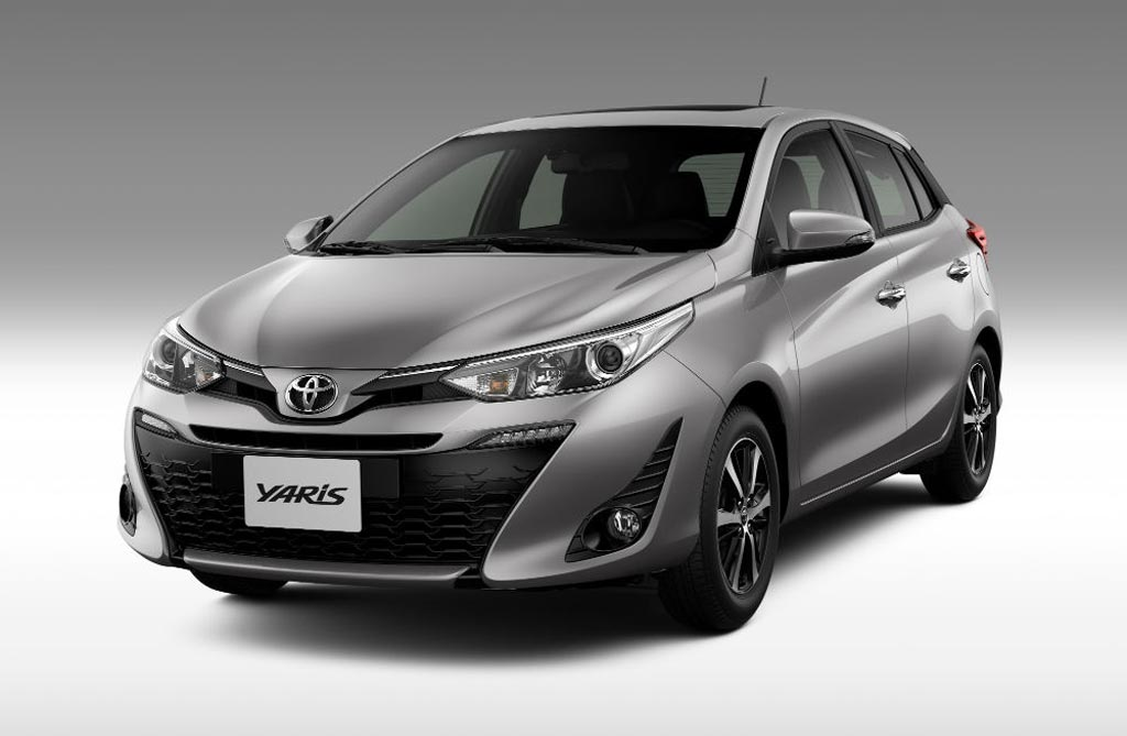 Toyota Yaris 2020, con Android Auto y Apple Car Play