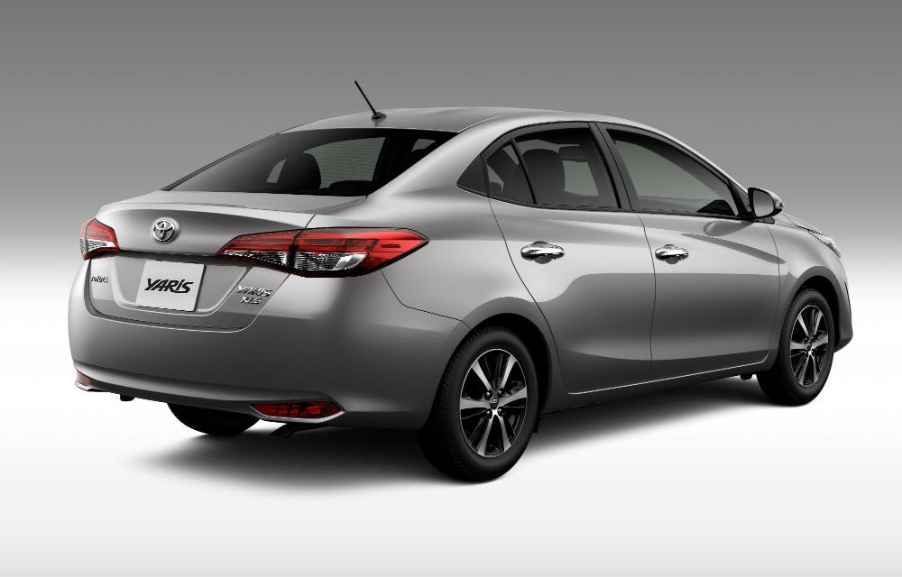 Nuevo Toyota Yaris 2020 sedán
