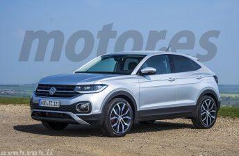 """Proyectan el diseño del Volkswagen """"T-Cross Coupé"""""""