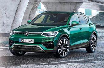 La próxima Volkswagen Tiguan, ¿más deportiva?