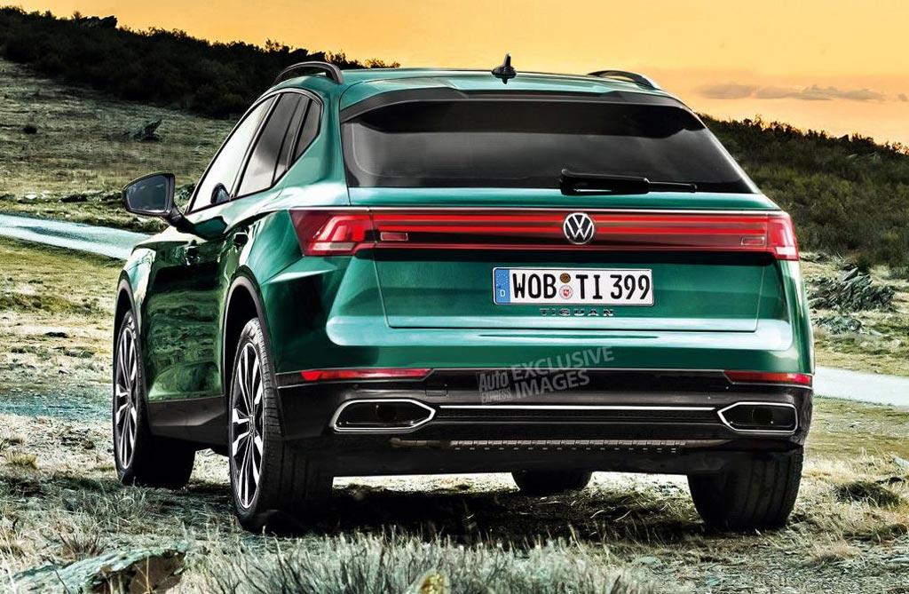 Volkswagen Tiguan tercera generación (2022)