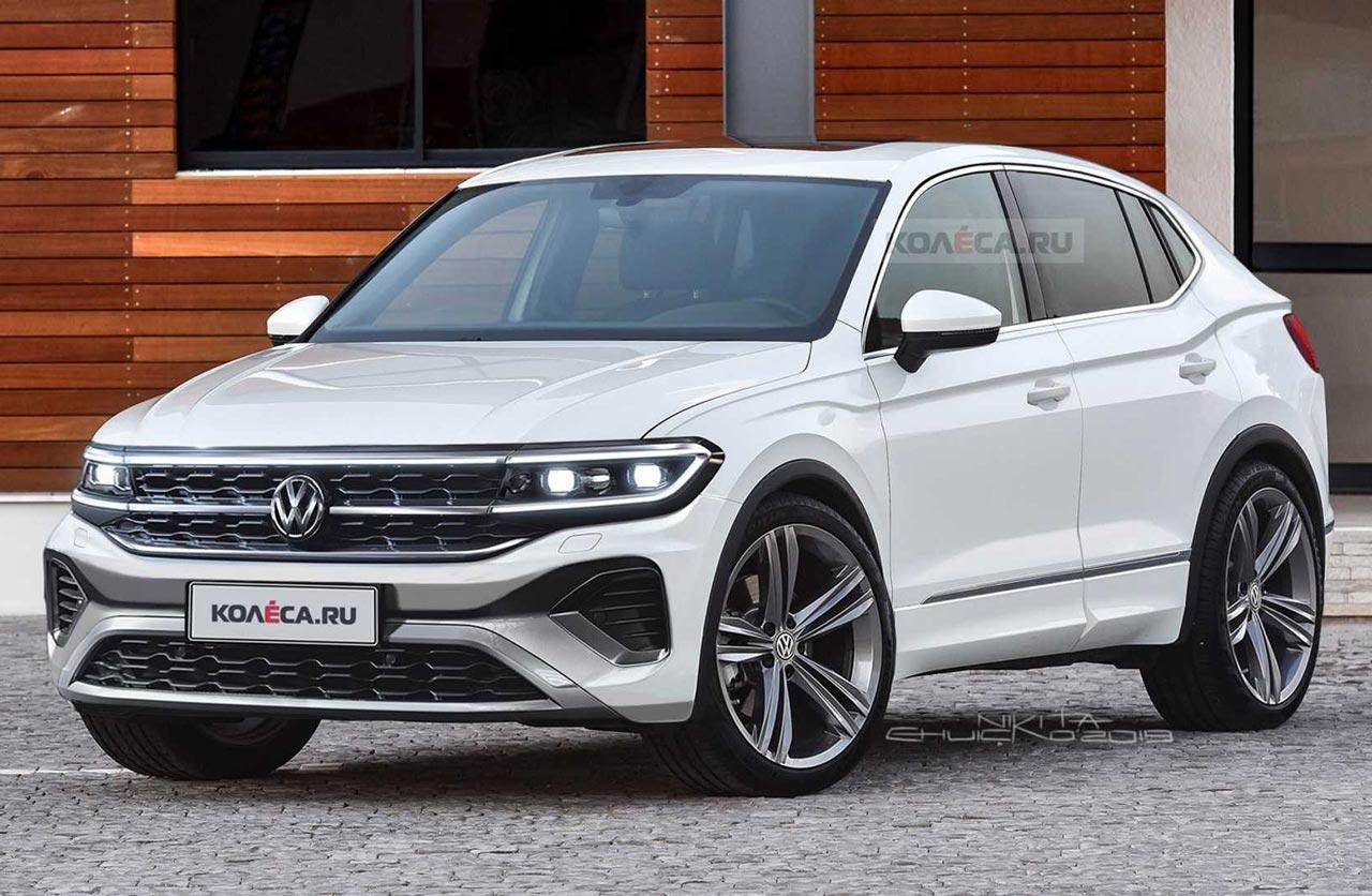 ¿Será así la próxima Volkswagen Tiguan?