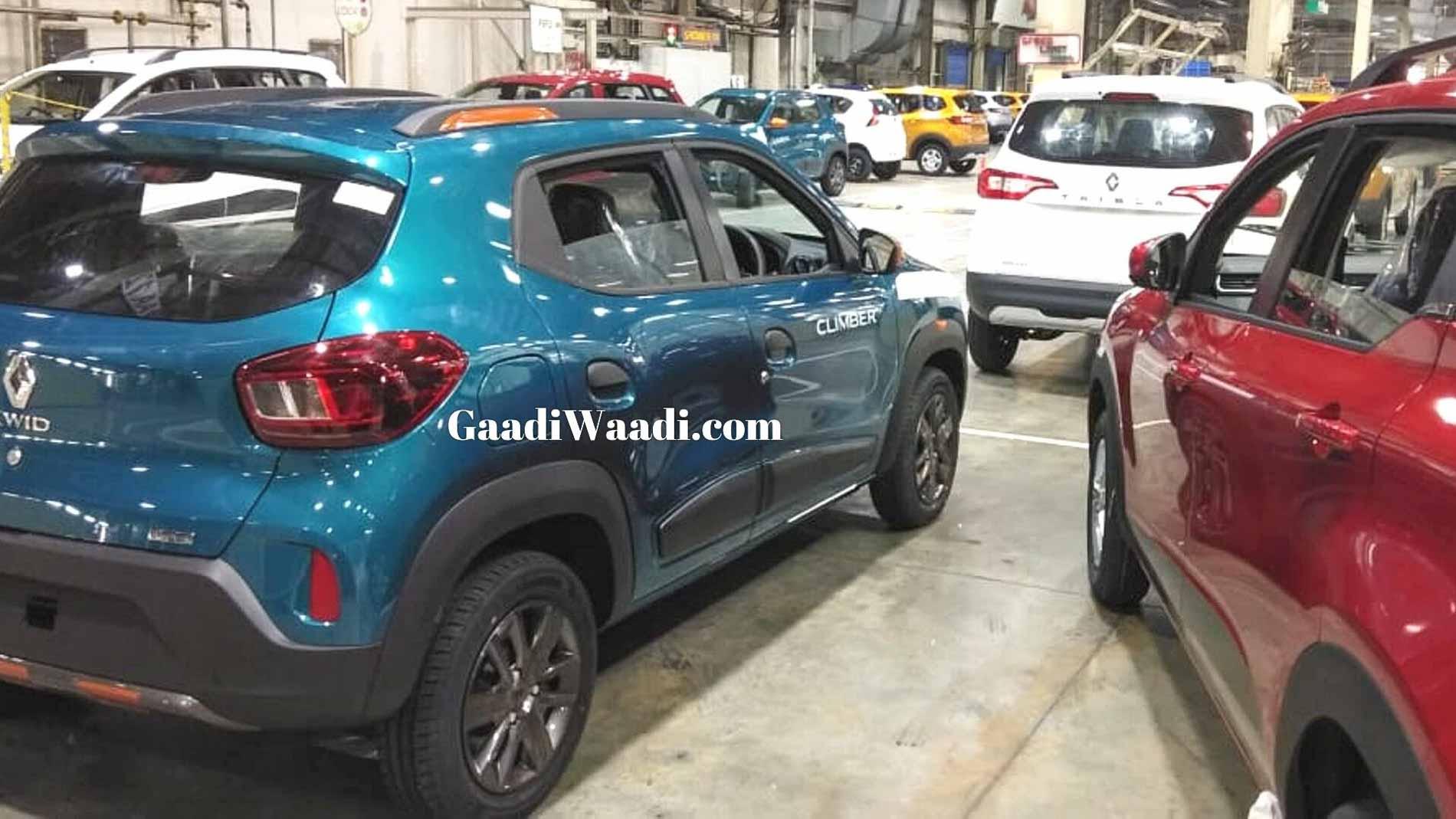 Renault Kwid 2020 restyling