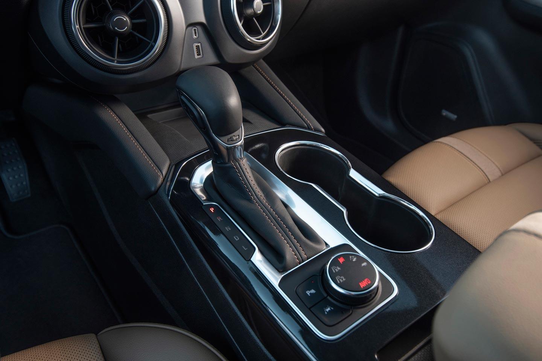 Caja automática Nueva Chevrolet Blazer 2019