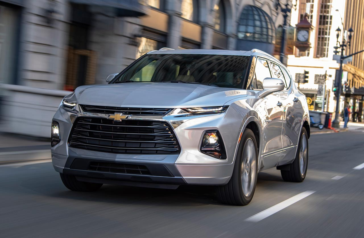 Nueva Chevrolet Blazer 2019