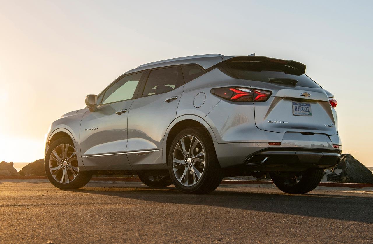 La nueva Chevrolet Blazer se acerca a la región - Mega Autos