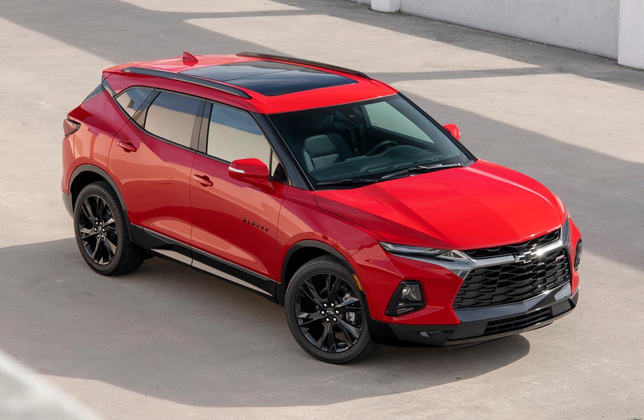 Nueva Chevrolet Blazer RS 2019