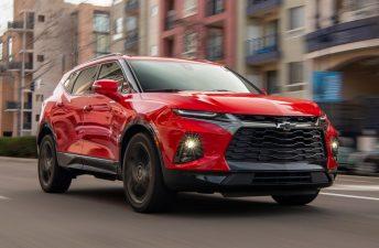 La nueva Chevrolet Blazer se acerca a la región
