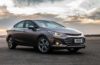 Chevrolet lanzó el Cruze Premier en Argentina