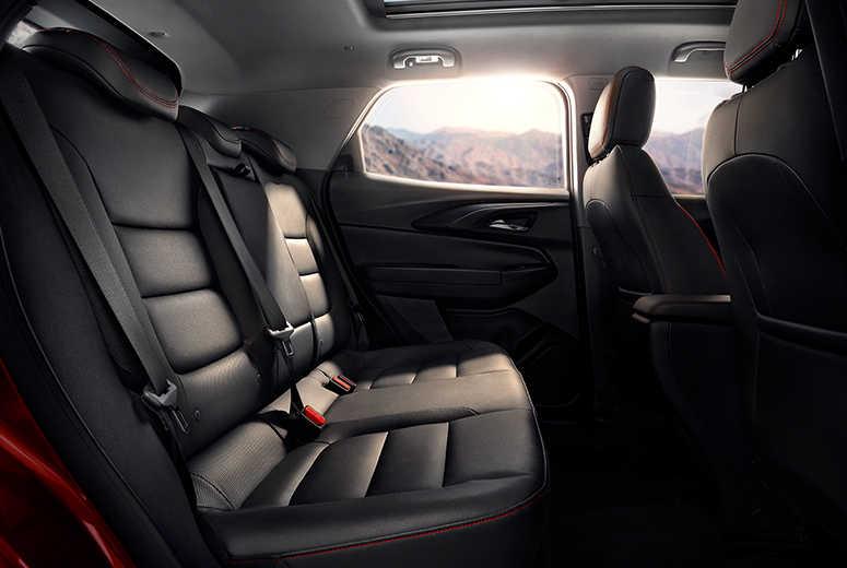 Interior Nueva Chevrolet Trailblazer