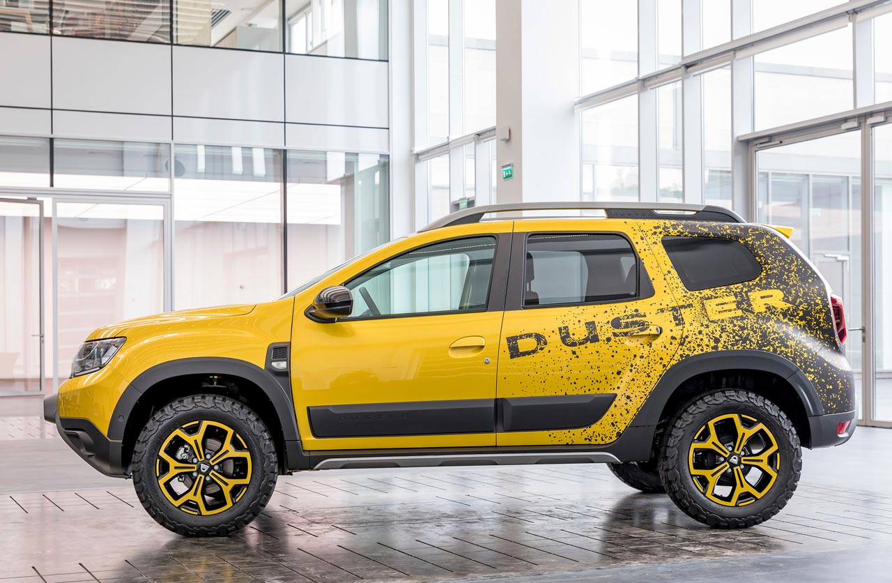Duster Extreme Design