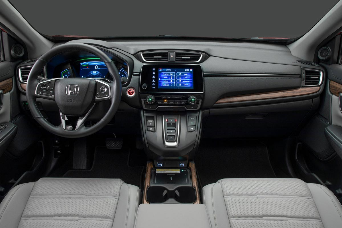 Interior Honda CR-V Hybrid 2020