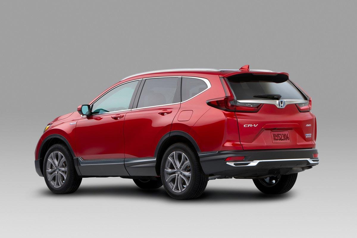 Honda CR-V Híbrida 2020