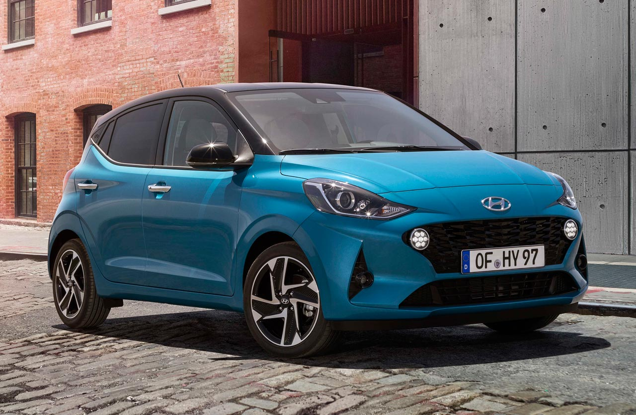 Nuevo Hyundai i10 2020