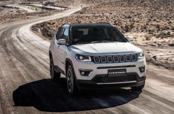 Llegó el Jeep Compass 2020