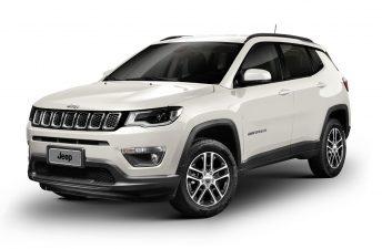Jeep Compass: se asoma el motor naftero turbo