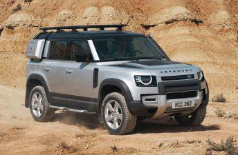 Con ustedes, el nuevo Land Rover Defender