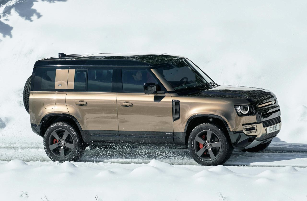 Nuevo Land Rover Defender 2020